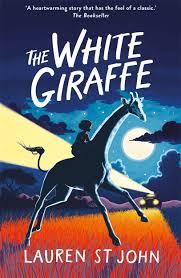 Bookwagon The White Giraffe