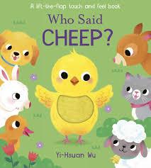 Bookwagon Who Said Cheep?