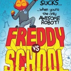 Freddy vs School cover