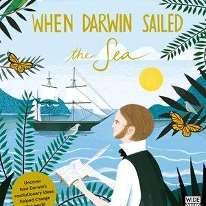 When Darwin sailed the Sea cover