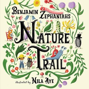 Benjamin Zephaniah's Nature Trail Cover image