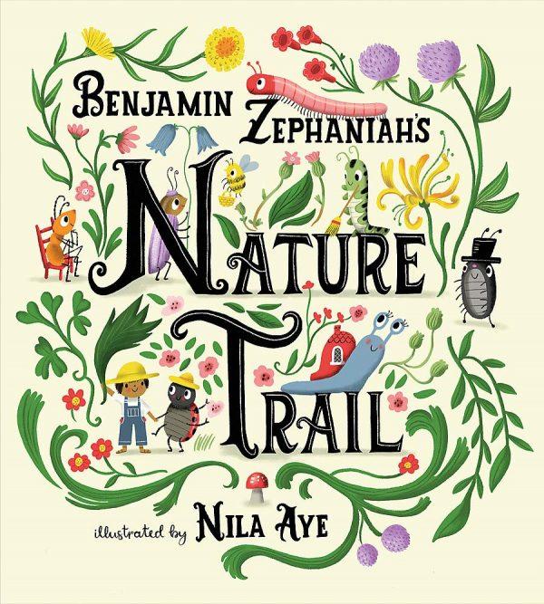 Benjamin Zephaniah's Nature Trail Cover image