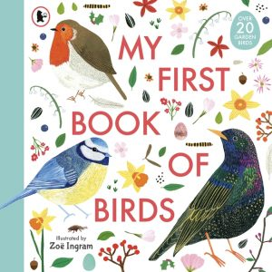 My First Book of Birds cover