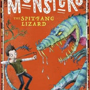 Leo's Map of Monsters: The Spitfang Lizard Cover