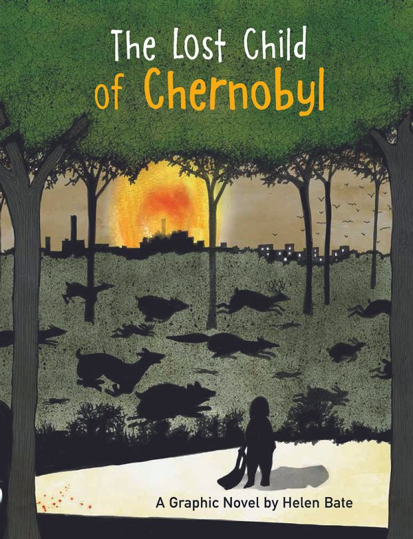 The Lost Child of Chernobyl cover