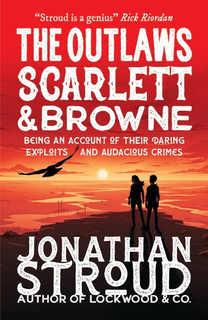 The Outlaws Scarlett & Browne cover image