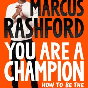 You Are a Champion cover