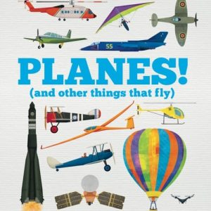 Planes! (and other things that fly) cover