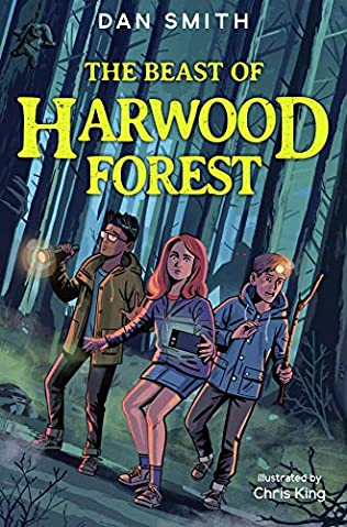 The Beast of Harwood Forest cover