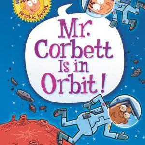 Mr Corbett is in Orbit! cover