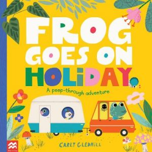 Frog Goes on Holiday cover image