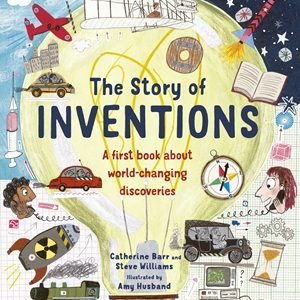 The Story of Inventions cover