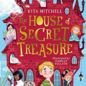 The House of Secret Treasure Cover