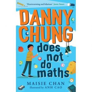 Danny Chung Does Not Do Maths cover image