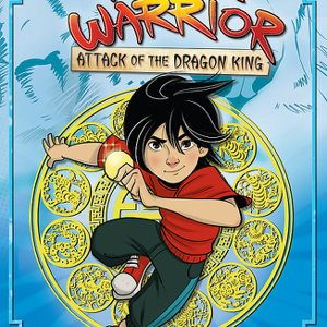 Tiger Warrior: Attack of the the Dragon King Cover