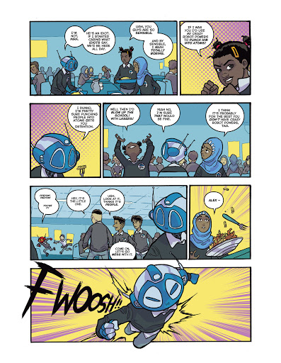 Mega Robot Bros: Power Up insert image