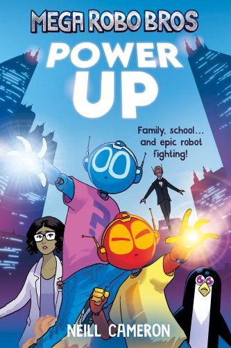 Mega Robot Bros: Power Up cover image