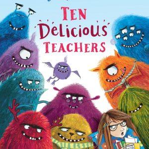 Ten Delicious Teachers cover image
