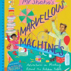 Mr Shaha's Marvellous Machines cover image