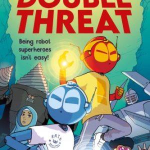 Mega Robo Bros: Double Threat cover image