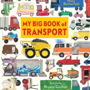 My Big Book of Transport cover image